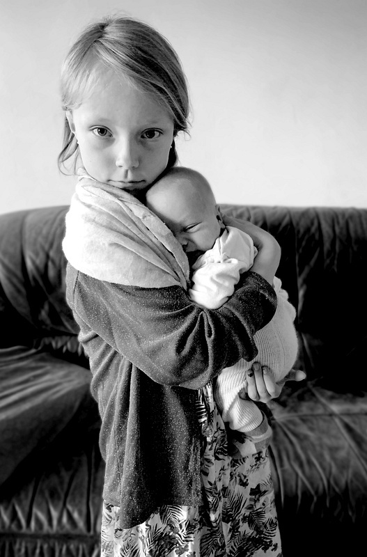 Manuela Hahnebach (Suhl): Mein kleiner Bruder