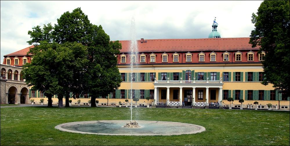 Schloss Sondershausen (Foto: E. Schön)